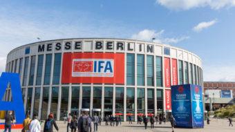 Feira IFA é cancelada em Berlim e muda de formato
