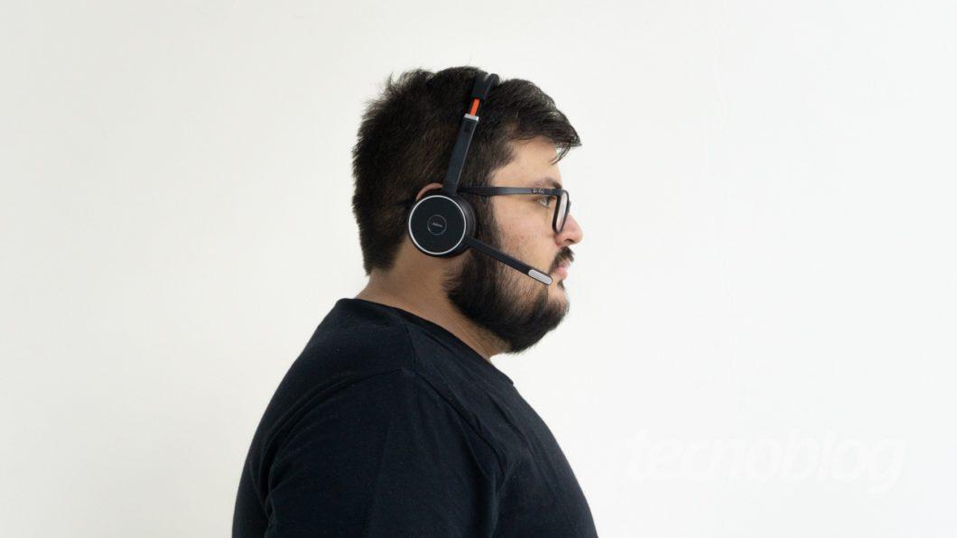 Fone Jabra Evolve 75 - Review