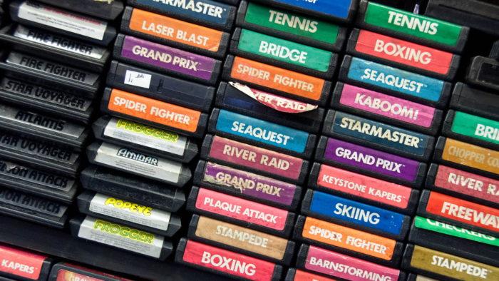 Jogos de Atari 2600