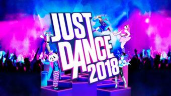 Todas as músicas do Just Dance 2018