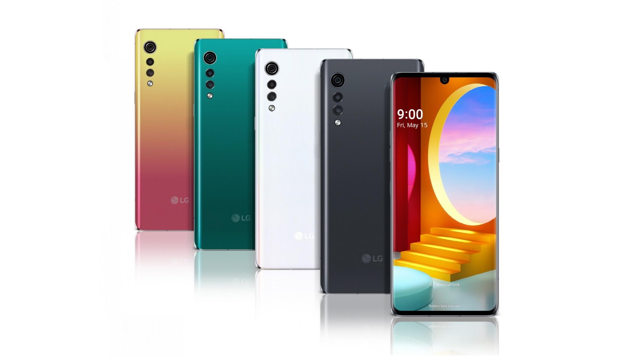 LG Velvet é revelado com Snapdragon 765, tela curva e novo design ...