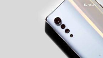 LG Velvet tem design, 5G e chip Snapdragon 765 confirmados
