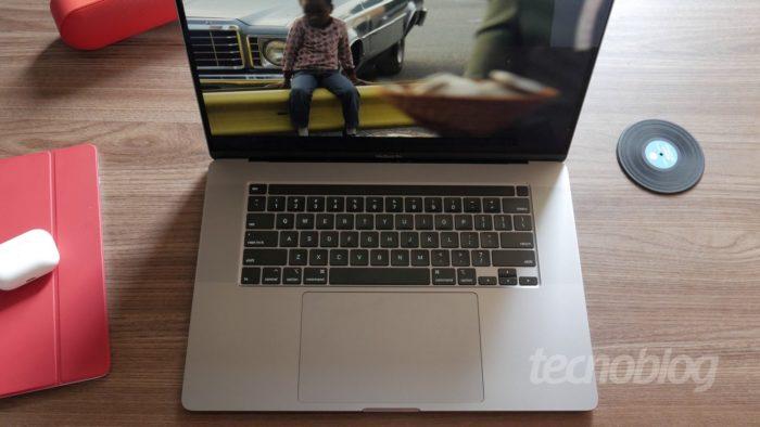 MacBook Pro (16 polegadas)