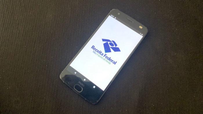 Android / Meu Imposto de Renda / Como baixar programa IRPF