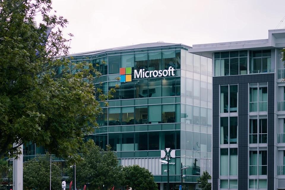 Prédio da Microsoft (Imagem: Divulgação/Microsoft)