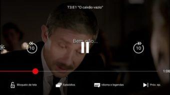 Netflix para Android adiciona bloqueio de tela ao tocar vídeos