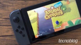Animal Crossing: New Horizons é meu escape em outra quarentena