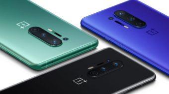 OnePlus 8 e 8 Pro trazem chip Snapdragon 865 e tela de até 120 Hz