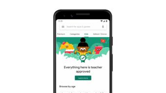 Play Store lança certificação de professores para app infantis
