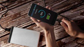 Quick Charge 3+ promete carregar 50% da bateria em 15 minutos
