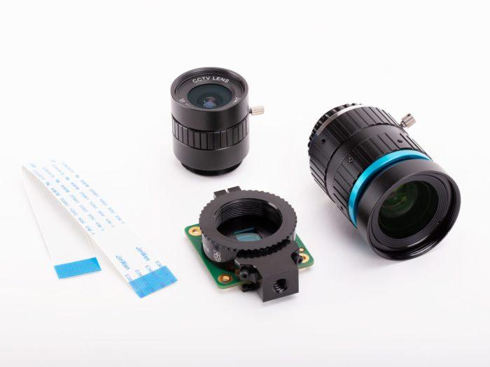 Raspberry Pi anuncia câmera de 12 MP com lentes intercambiáveis por US$ 50