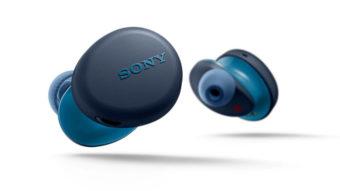 Sony lança fone sem fio WF-XB700 com até 9 horas de bateria