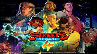 Streets of Rage 4 - O retorno triunfal do beat 'em up