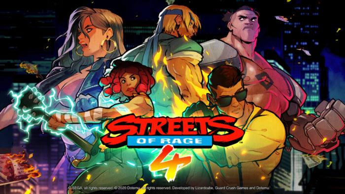 Como desbloquear personagens de Streets of Rage 4 / Felipe Vinha / Reprodução