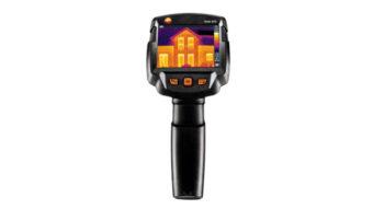 O que é uma câmera termográfica?