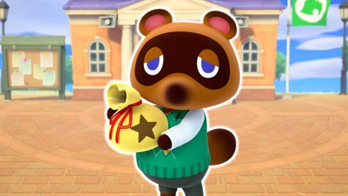 Animal Crossing New Horizons, Tom Nook