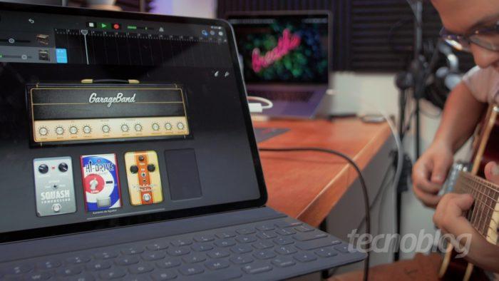 venda de tablets brasil ipad pro