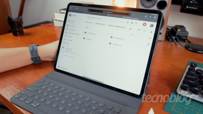 Apple iPad Pro (Imagem: Tecnoblog)