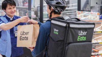 Uber dobra faturamento com delivery e tem outro prejuízo bilionário