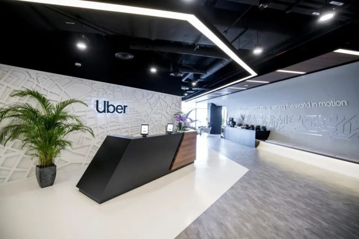 Uber - escritório
