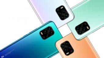 Xiaomi Mi 10 Lite Zoom traz câmera de 48 MP e zoom óptico de 5x