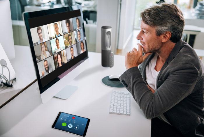 Zoom - reunião online / chamada de vídeo