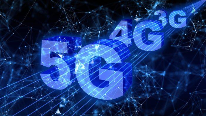 3G, 4G e 5G