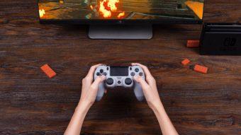 Como usar o DualShock no Nintendo Switch [controle do PS4]
