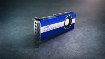 Radeon Pro VII é a nova placa de vídeo profissional da AMD