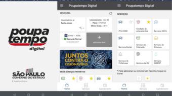 SP lança Poupatempo Digital para emitir documentos pelo celular