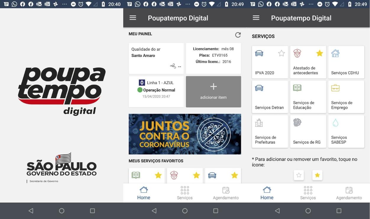 SP lança Poupatempo Digital para emitir documentos pelo celular ...
