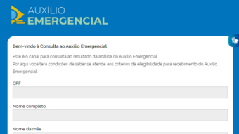 Auxílio emergencial da Caixa pode ser consultado em novo site da Dataprev
