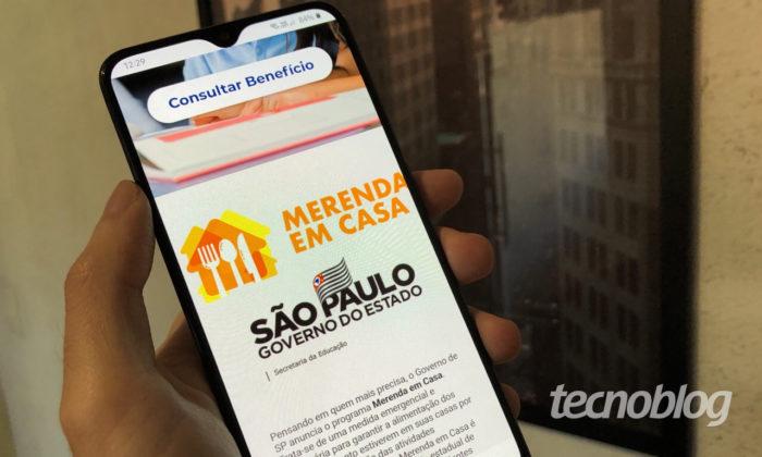Como receber o Auxílio Merenda em Casa no PicPay / Lucas Lima / Tecnoblog