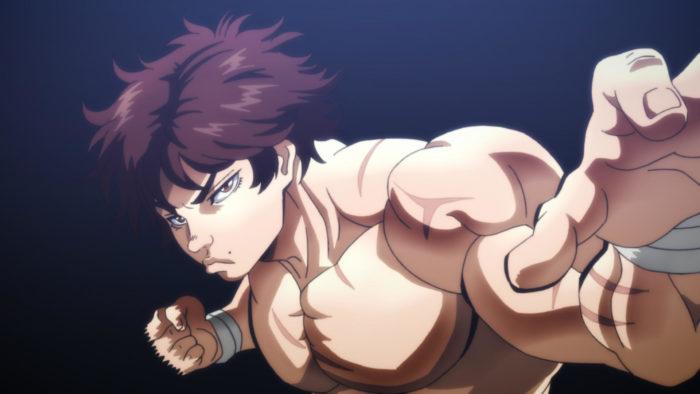 Baki A Saga do Grande Torneio Raitai é um lançamento da netflix para junho