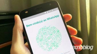 Como baixar os dados da conta do WhatsApp coletados sobre você