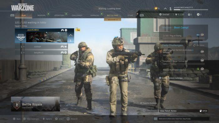 Call of Duty Warzone / Felipe Vinha / Reprodução