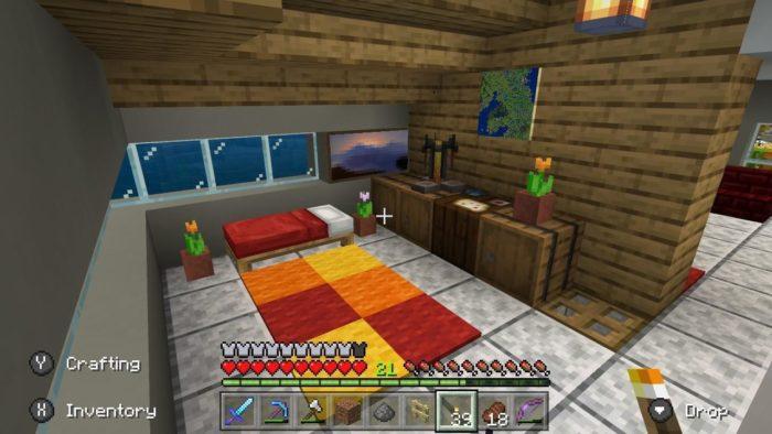 Como fazer casas modernas no Minecraft [Decoração] / Felipe Vinha / Reprodução