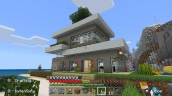 Como fazer casas modernas no Minecraft [Decoração]