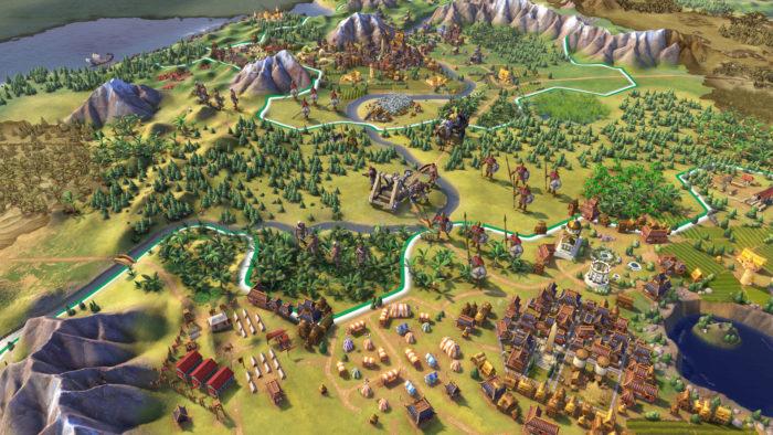 civilization vi / divulgação /2k games
