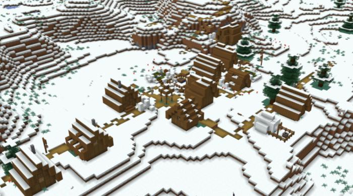 Como achar vilas no Minecraft [Tipos de Vilas] / Felipe Vinha / Reprodução