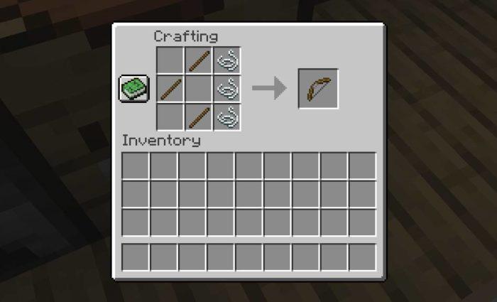 Como fazer arco no Minecraft / Diego Melo / Reprodução