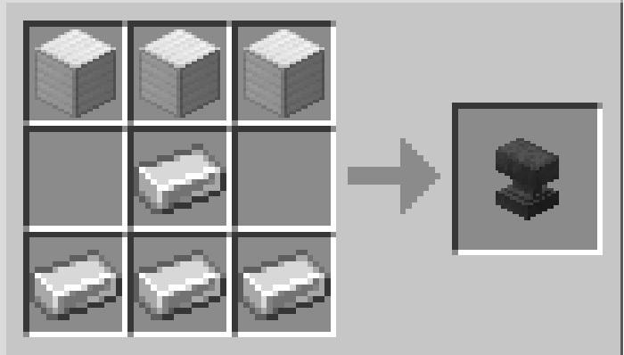 Como fazer bigorna no minecraft / Leandro Kovacs / Screenshot