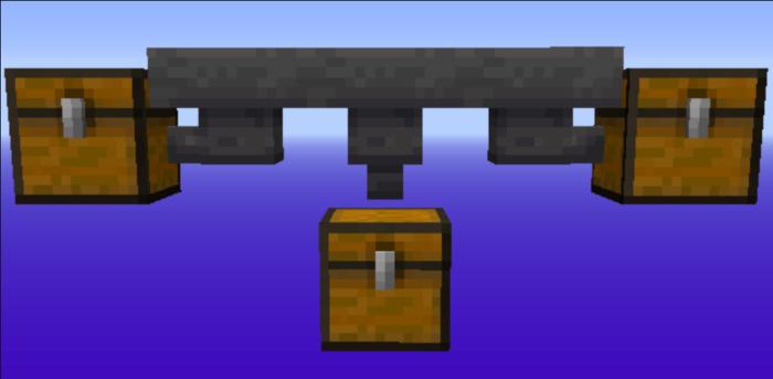 Como fazer um funil no Minecraft / Felipe Vinha / Reprodução