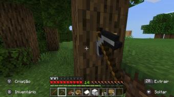 Como fazer picareta no Minecraft [madeira, pedra, ferro, ouro e diamante]