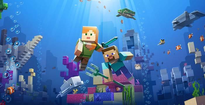 Como fazer tridente no Minecraft / Diego Melo / Divulgação