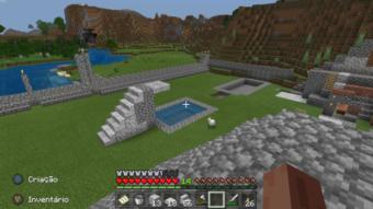 Como fazer uma fogueira no Minecraft