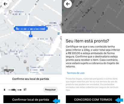 Como usar o Uber Flash/Reprodução/Gabrielle Lancellotti