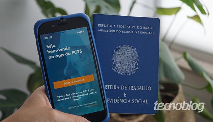 Tatiana Vieira / Tecnoblog / como sacar o FGTS