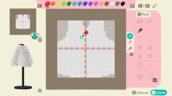 Como criar customizações em Animal Crossing New Horizons?