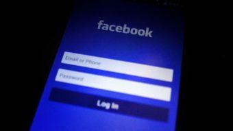 Como mudar a senha do Facebook